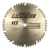 "Rapid Cut Series 10""Dia. 24 Tooth 5/8"" Arbor , Premium Heavy Duty, Industrial, Multi–Purpose Blades"