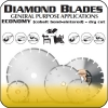 General Purpose Economy Diamond Blades