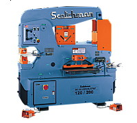 Scotchman DO 120/200-24M Ironworker