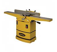 "Powermatic 54HH 6"" Jointer with Helical Cutterhead , 1HP Single Phase"