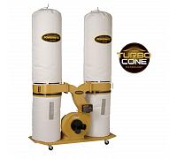 Powermatic PM1900TX-BK1 Dust Collector, 3HP 1PH 230V, 30-Micron Bag Filter Kit