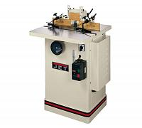 "Jet JWS-25CS, 3HP Shaper, 1Ph 230V Only, 1/2""and3/4"" Spindles, 25""x25"" Table"