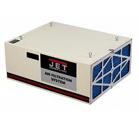 Jet AFS-1000B, 1000CFM Air Filtration System, 3-Speed w Remote Control