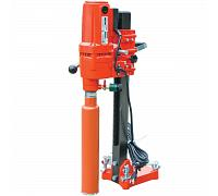 Diamond Products 4245009 M-1 Complete Anchor Core Rig with Milwaukee 20 Amp Motor (300/600 RPM)