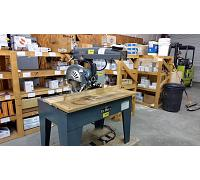 Dewalt Radial Armsaw 3HP 220/440V 3Ph - Manufacturer Refurbished