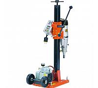 Diamond Products M1C-20CB-V Drill Rig w/Vacuum pump