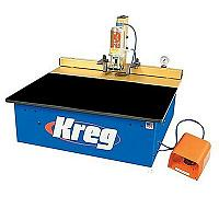 Kreg DK1100 TP - Benchtop Single-Spindle Pneumatic Pocket-Hole Machine