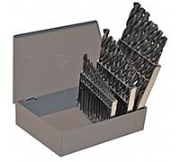 Alfa Tool 60pc General Purpose Jobber Drill Set
