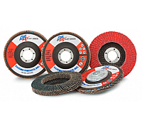 "PFX 60 Grit Flap Disc 4-1/2"" x 7/8"" (Box of 10)"