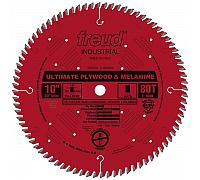 "FREUD LU80R010 10"" Ultimate Plywood & Melamine Blade"