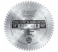 "FREUD LU91M010 10"" Thin Kerf Sliding Compound Miter Saw Blade"