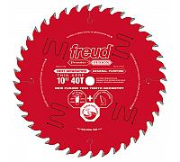 "P410T 10"" Thin Kerf Next Generation Premier Fusion General Purpose Blade"
