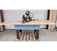 "Dewalt 14"" Radial Armsaw 5HP 3Ph"