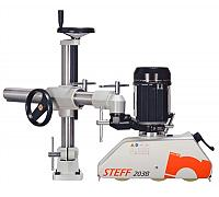 Steff 2038 1Hp 3-Roll 8-Speed Power Feeder