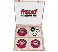 Freud Shaper Cutter Set - Futura 2000 Custom Door Shop Set