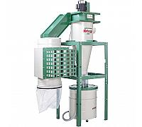 Grizzly G0601 - 5 HP 3-Phase Cyclone Dust Collector