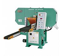 "Grizzly G0504 - 16"" 30 HP 3PH Dual Conveyor Horizontal Resaw Bandsaw - Free Shipping!"