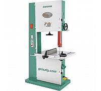 "Grizzly G0568 - 24"" 5 HP Industrial Bandsaw"