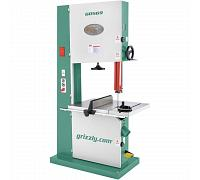 "Grizzly G0569 - 24"" 7-1/2 HP 3-Phase Industrial Bandsaw"