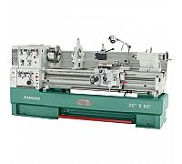 "Grizzly 20"" x 60"" 3-Phase Big Bore Metal Lathe - G0600"