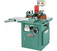 Grizzly Sliding Table Shaper with Tilting Spindle - G8622