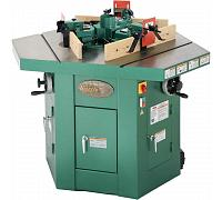 Grizzly Three Spindle Shaper - G9933