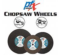 "PFX Chopsaw Wheel - Stainless (10 per Box) - 14"" x 3/32"" x 1"""