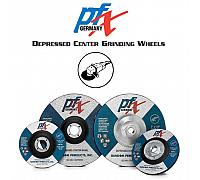 "PFX 3/32"" Grinding/Cutting Wheel (10 per Box) - 4-1/2"" x 3/32"" x 5/8-11"""
