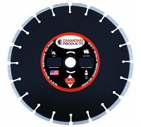 Diamond Products Premium Black Diamond Blade 14'' x .125''