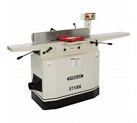 "Steelex ST1006—8"" Jointer with Adjustable Beds"