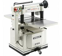 "Steelex ST1014—20"" Planer with Helical-Style Cutterhead"