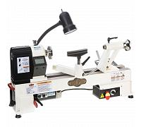 "Shop Fox W1836—12"" x 15"" Benchtop Wood Lathe"