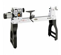 "SHOP FOX 22"" x 42"" Variable-Speed Wood Lathe - W1852"
